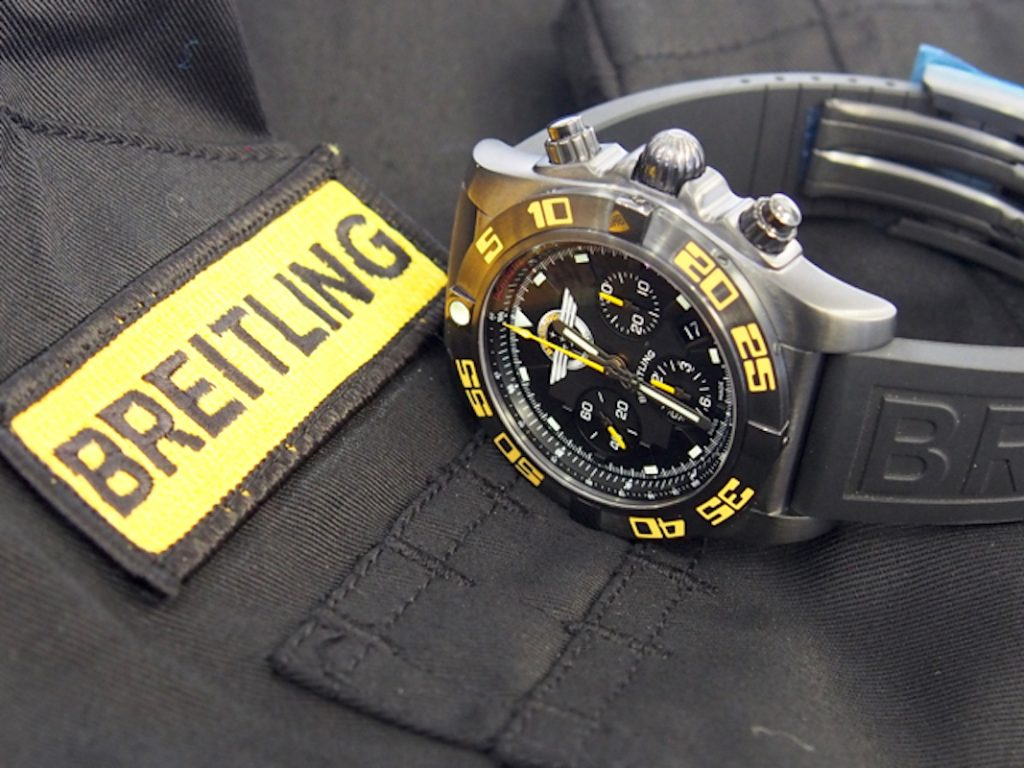 Chronomat 44 Breitling Jet Team American Tour Limited Edition (500 pieces)