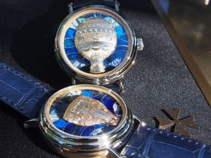 Vacheron Constantin Metiers d'Arts ballooning watches