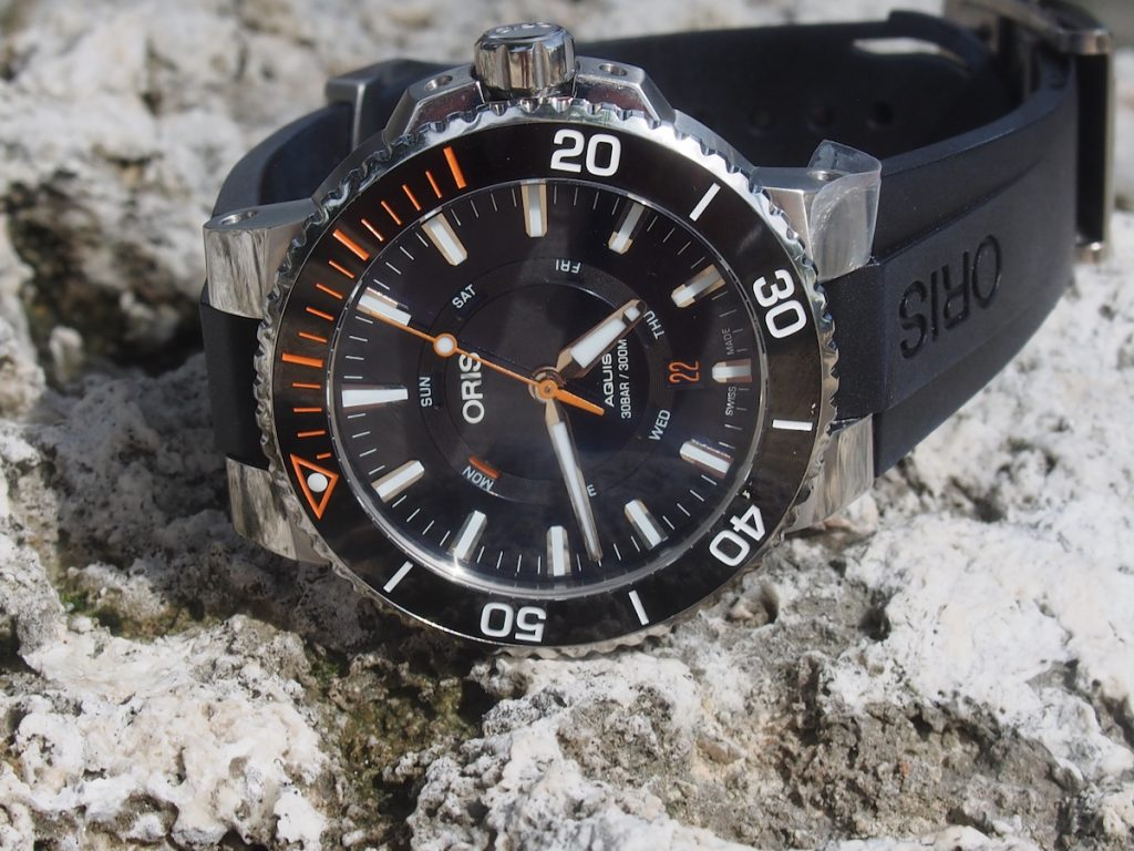 The Oris Staghorn Restoration Limited Edition dive watch is made in a series of just 2,000 pieces.