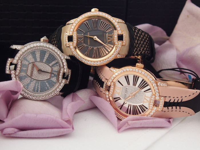 Roger Dubuis Velvet Haute Couture watches