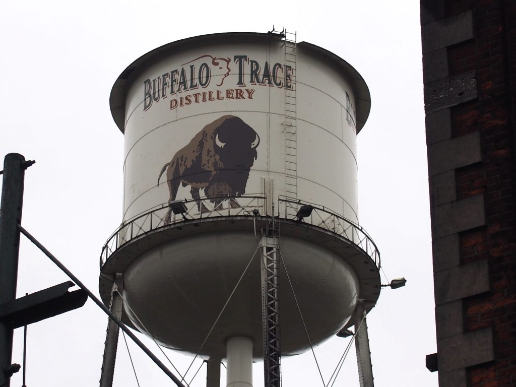 Buffalo Trace Distillery is a national landmark