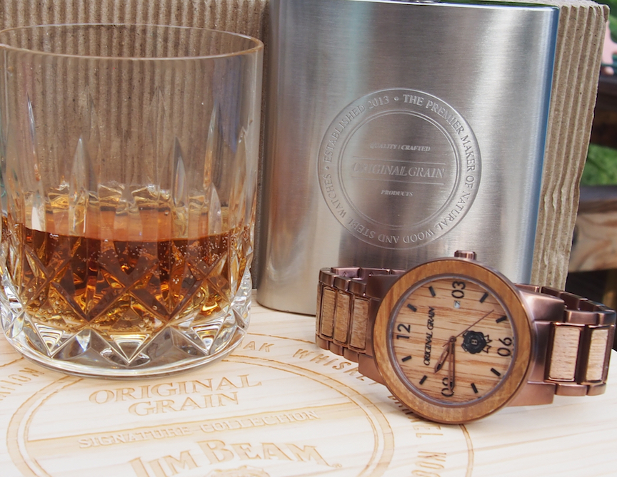 The Original Grain Jim Beam collaboration calls for just 500 to be made, retailing in the kit at $499.