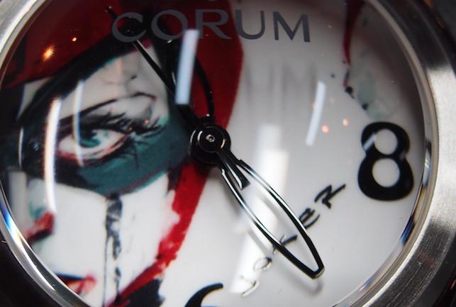 Corum Bubble Joker Watch