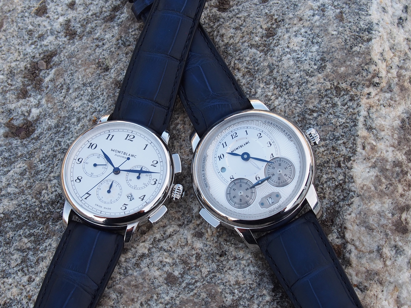 Montblanc Pre-SIHH 2018 Star Legacy Automatic Chronograph and Star Legacy Nicolas RIeussec Chronograph