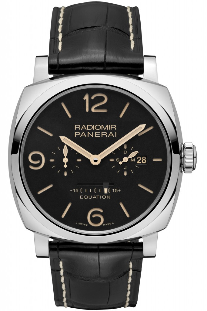 Panerai Radiomir PAM 00516 with equation of time function ($20,100)