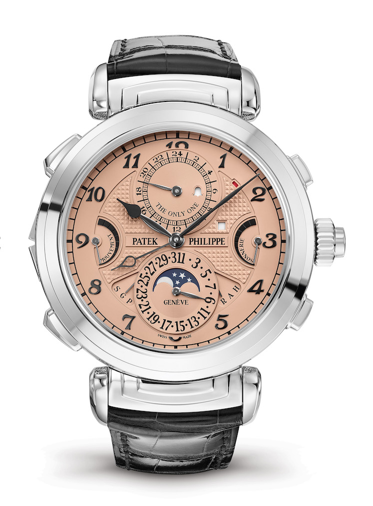 Only Watch Patek Philippe
