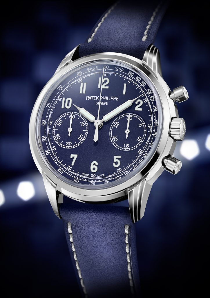 Patek Philippe, Ref. 5172G Chronograph as seen at Baselworld 2019