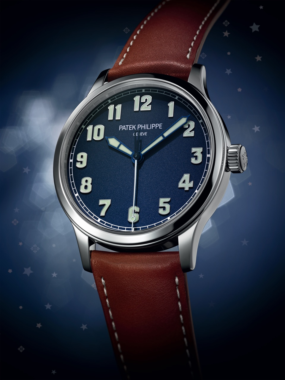Patek Philippe Ref. 522A Pilot Watch, Special Edition New York 2017.