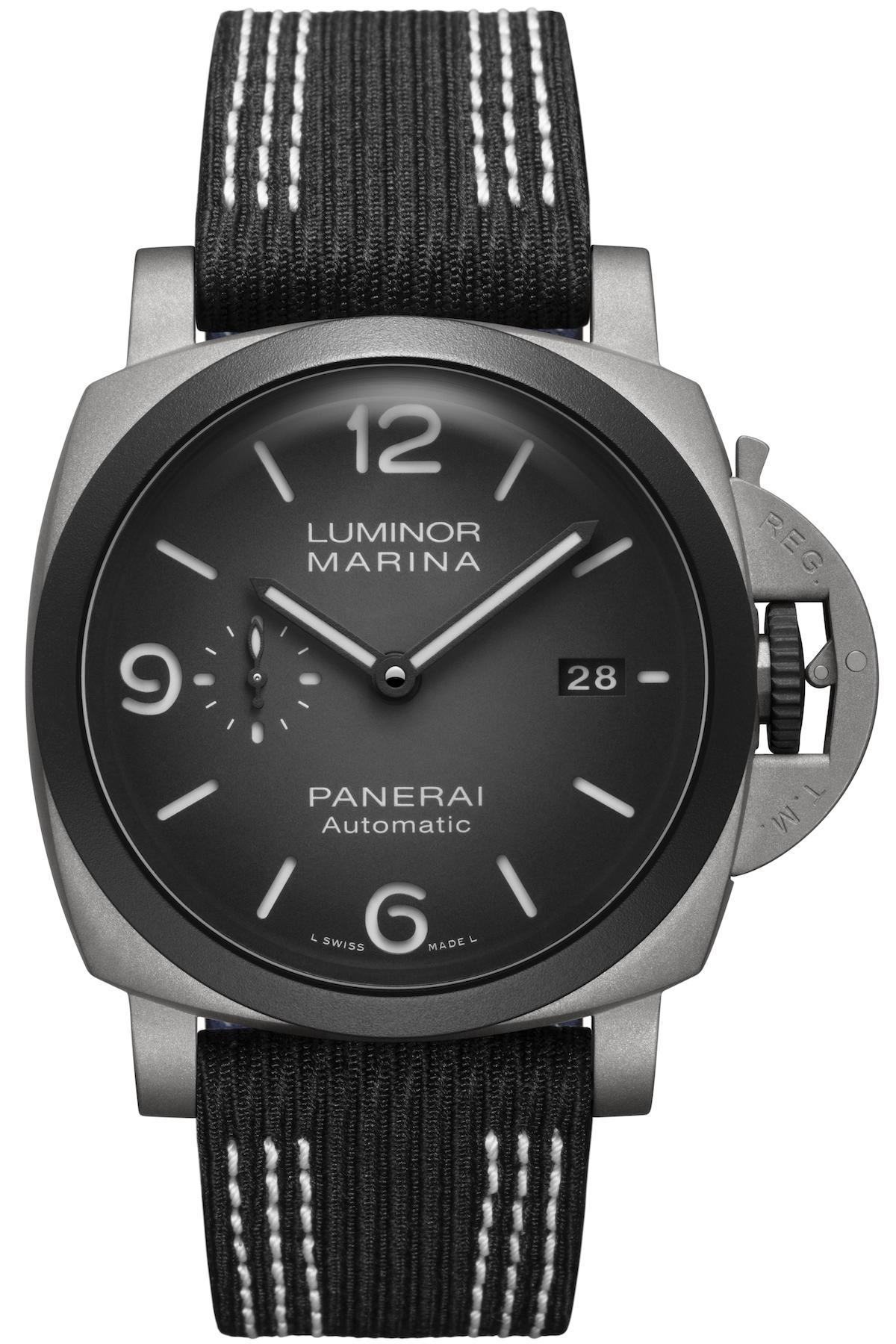 Panerai Luminor Marina Guillaume Nery Watch