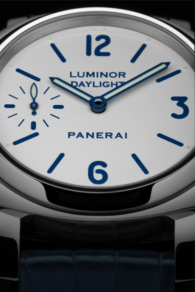 PAM650 Luminor Daylight 8 Days
