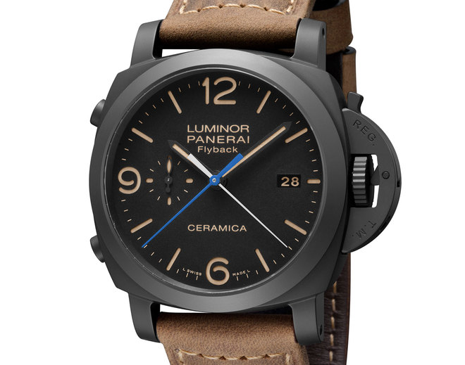 Panerai Luminor 1950 3 Days Flyback Ceramica