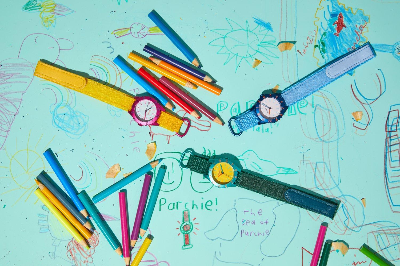 Parchie children's watches