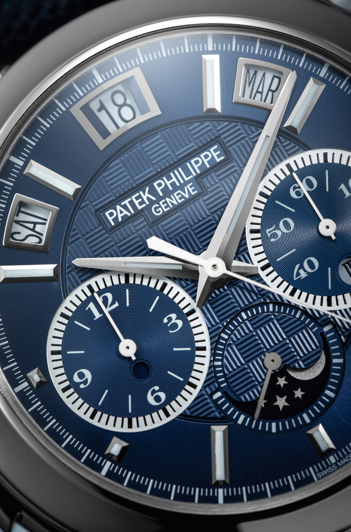Patek Philippe, 5208T sold for 6.2 million CHF at OnlyWatch 2017