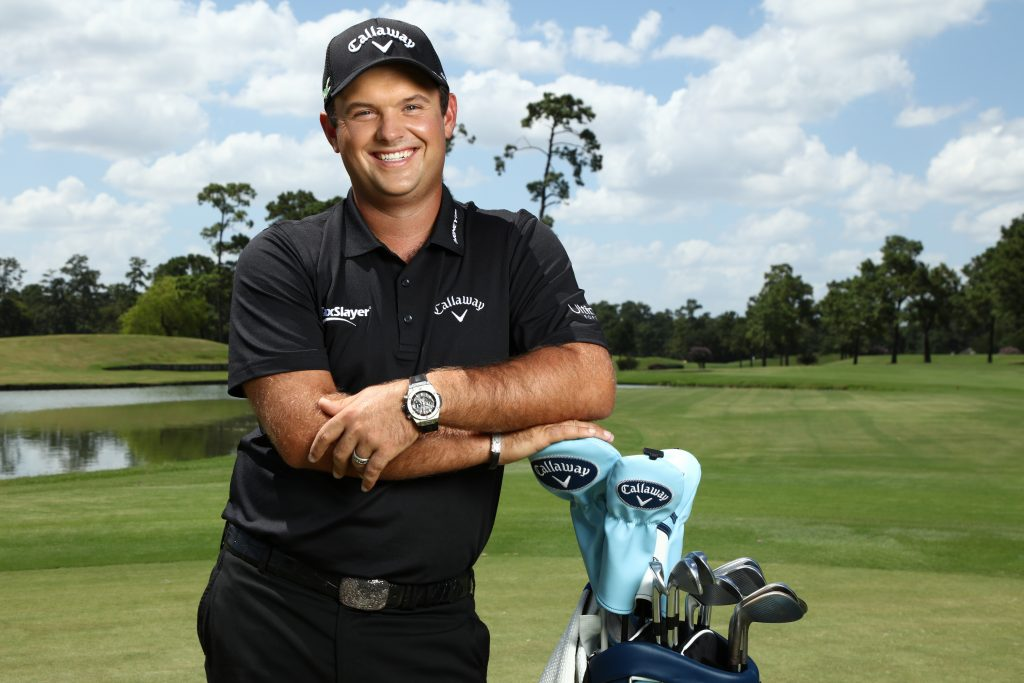 "Golfer Patrick Reed, ""Captain America"" joins Hublot as brand ambassador."
