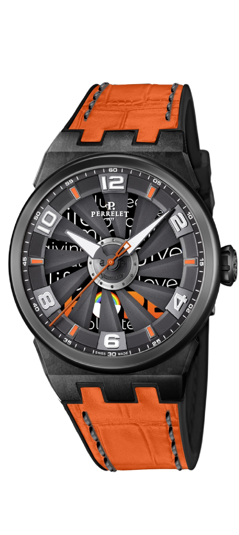 Perrelet Turbine Hope for Only Watch