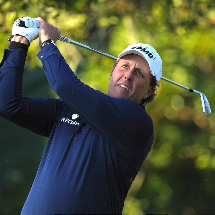 Phil Mickelson, Rolex