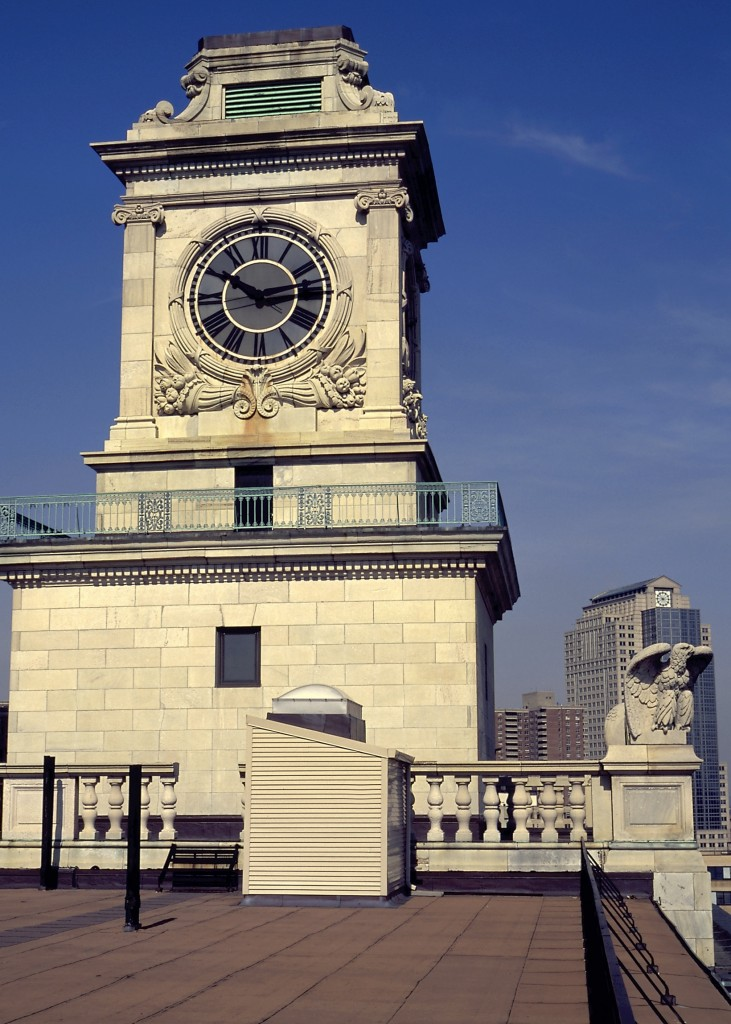 Clock Tower, Photograph courtesy of Vinit Parmar and Hodinkee