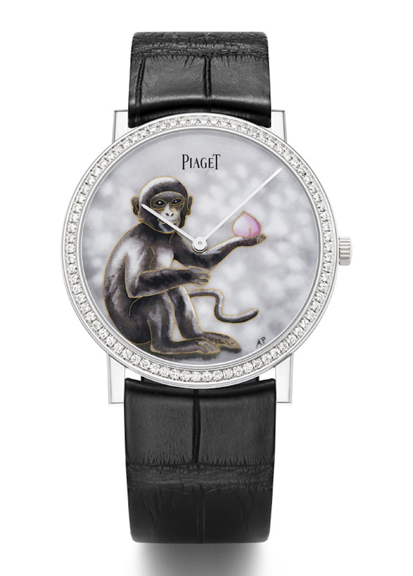 Piaget Altiplano Year of Monkey