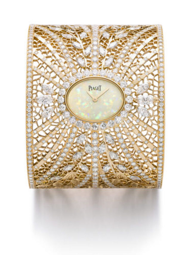 Piaget Limelight Gold Lace Cuff