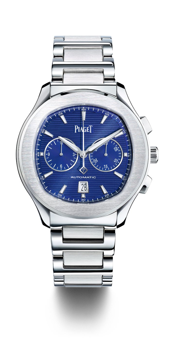 The new Piaget Polo S watches also house new movements