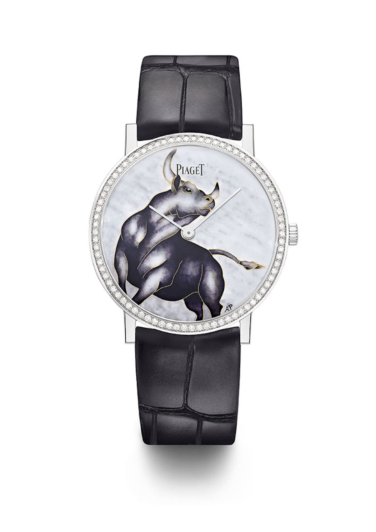 Piaget Altiplano Chinese New Year, Year of the Ox watch.