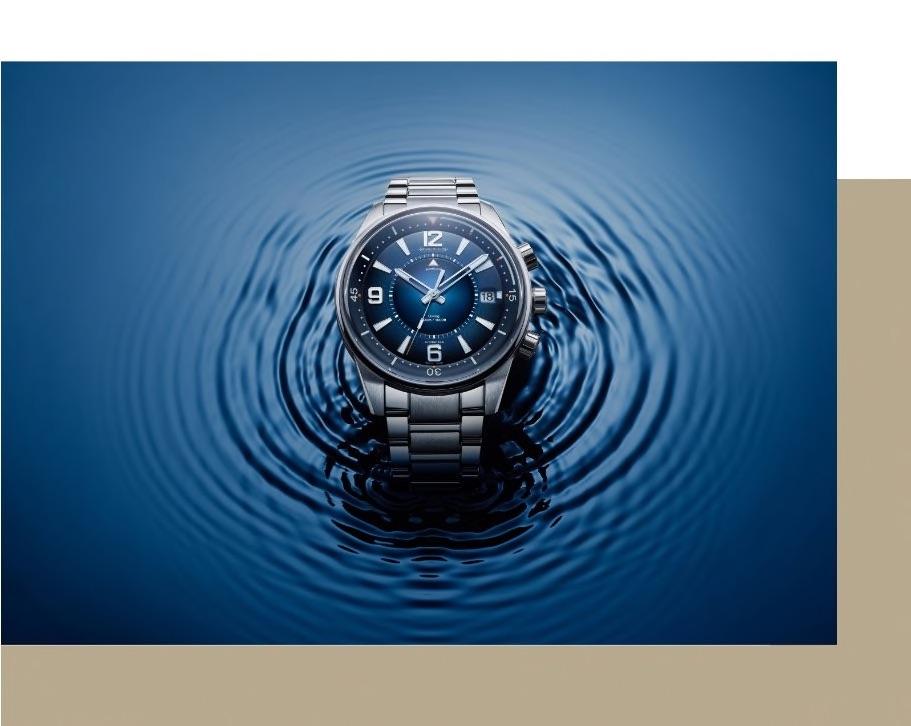 Jaeger-LeCoultre Polaris Mariner dive watches