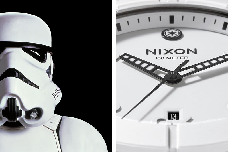 Star Wars/Nixon Collection Ranger StormtrooperWhite ($375 retail)