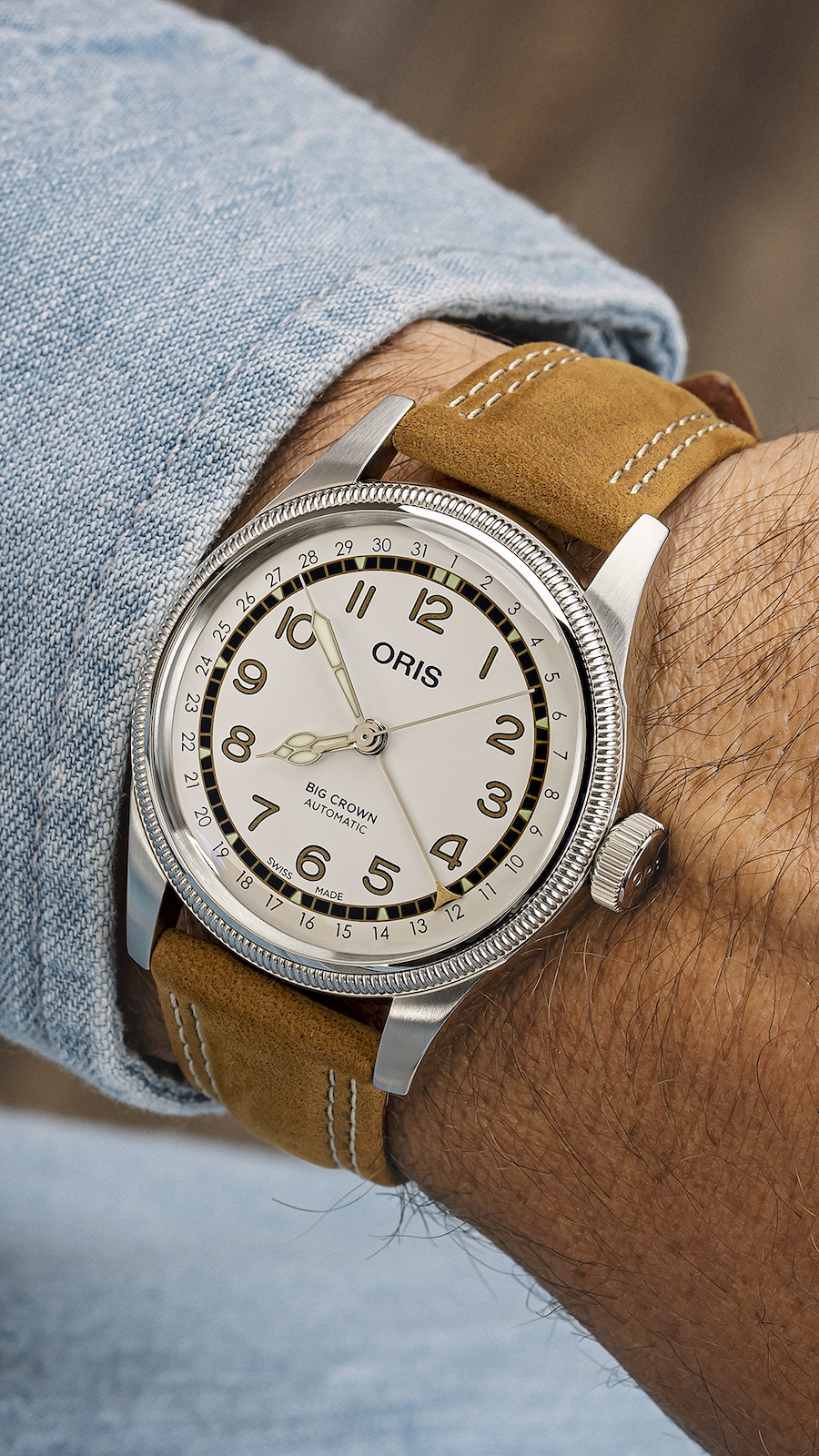 Oris Roberto Clemente Limited Edition Watch