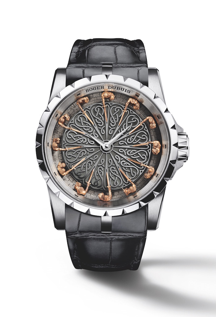 Roger Dubuis' Knights of the Round Table II