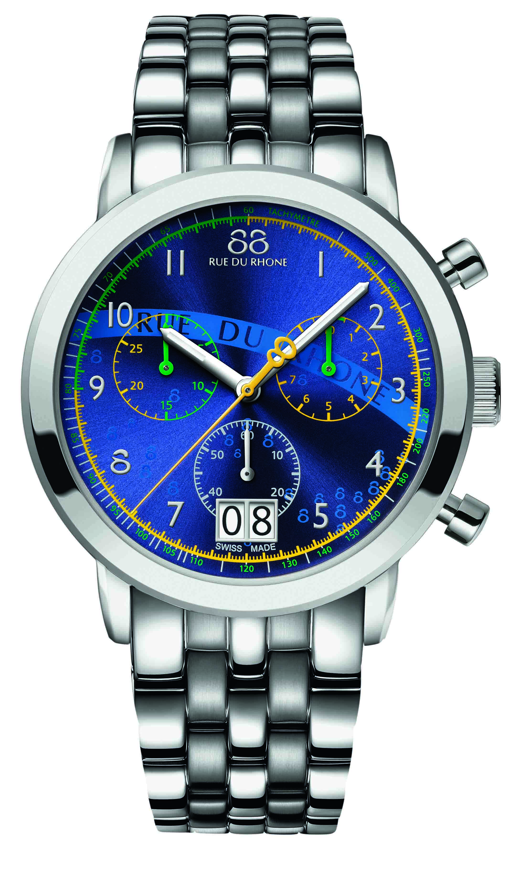 88 Rue Du Rhone:  The Rio watch.