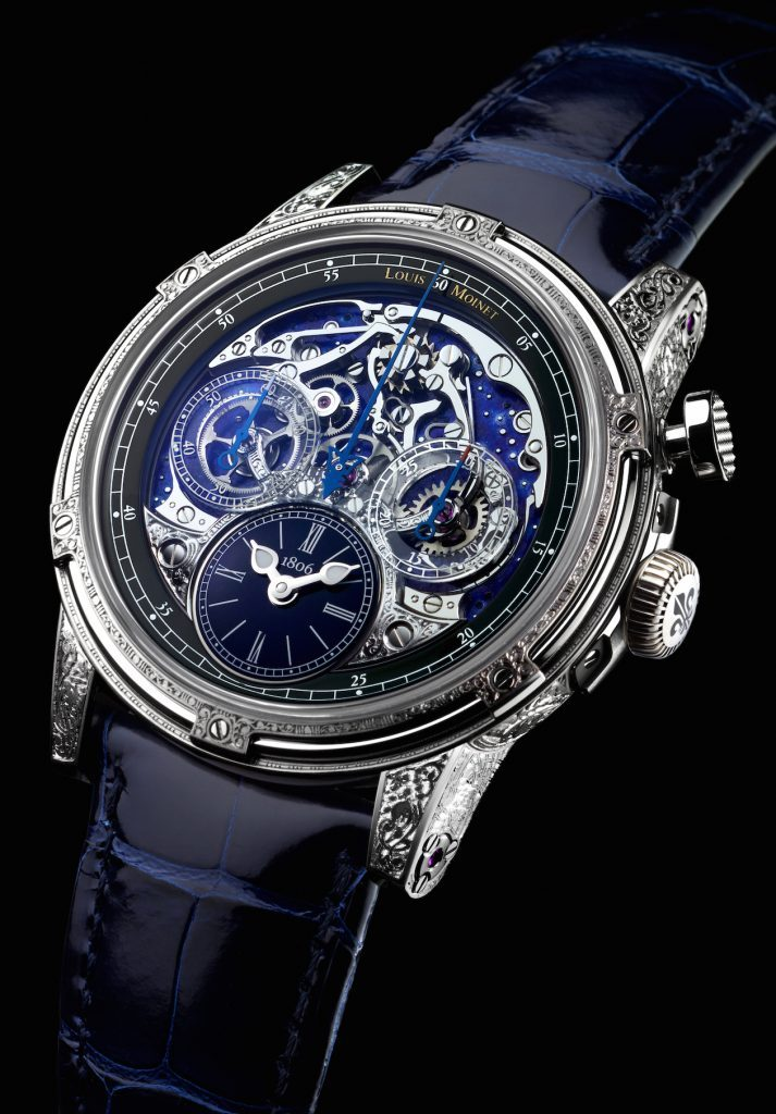 Louis Moinet Red Eclipse Memoris