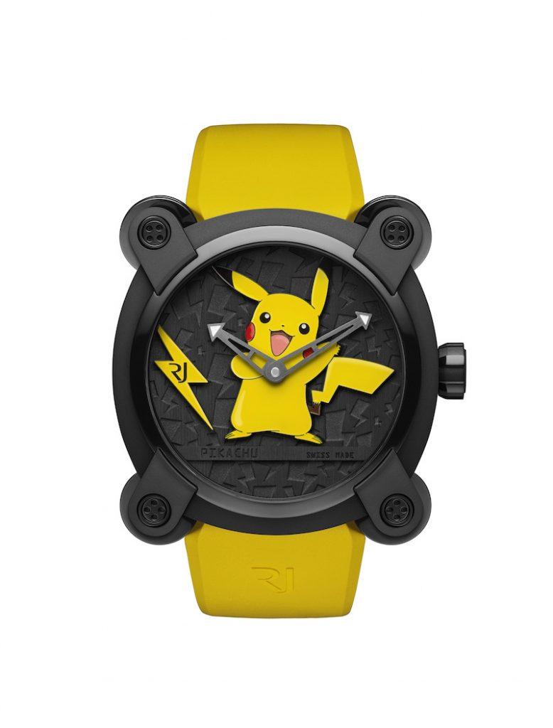 Romain Jerome Pokemon Pikachu watch