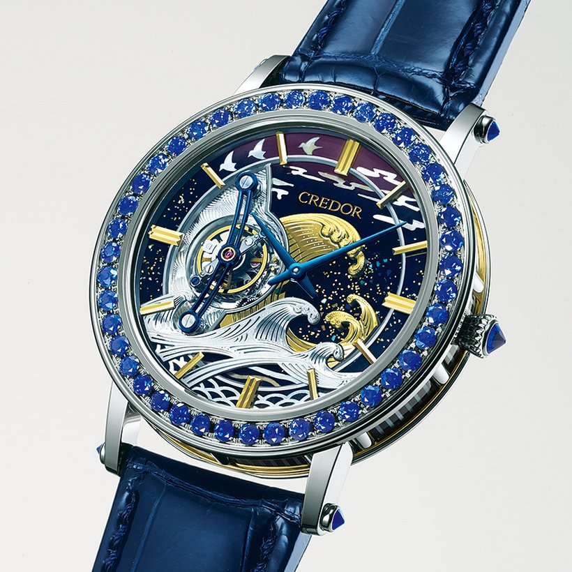 Fugaki Tourbillon