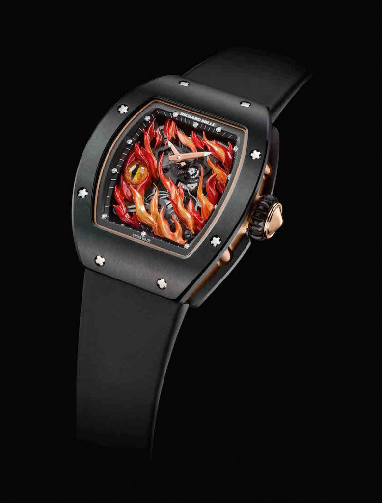 Richard Mille RM26-02 Tourbillon Evil Eye