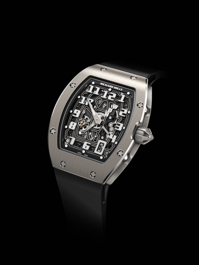 RM67-01 Automatic Extra Flat from Richard Mille
