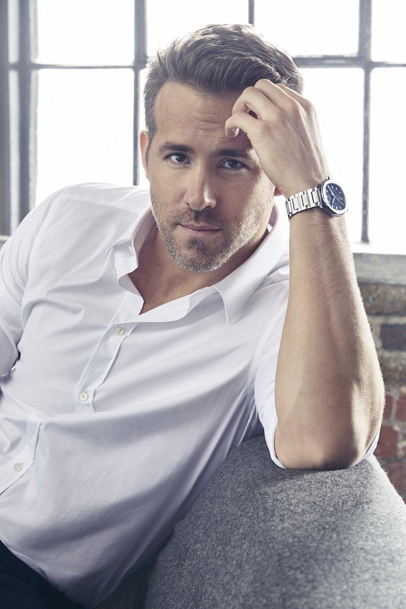 Ryan Reynolds, Piaget International brand ambassador