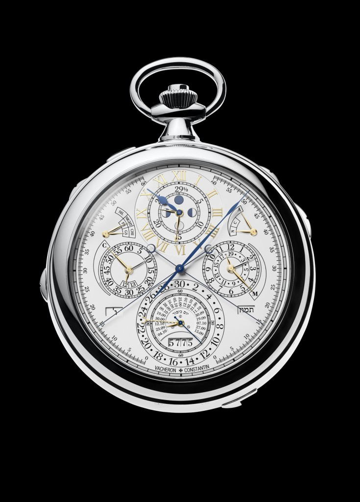 Vacheron Constantin Ref. 57260 named for its 57 functions and the brand's  260th anniversary