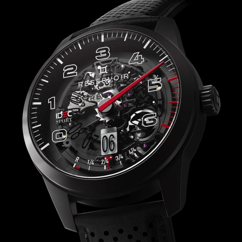 24 Hours of Le Mans 2020, Reservoir GT Tour watches, IDEC Sport
