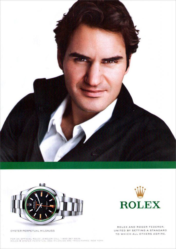 Roger-Federer-Rolex-Milgauss-Ad-1130x1600