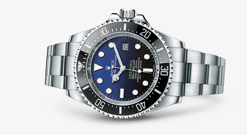 Rolex Deepsea D-Blue Dial Sea Dweller