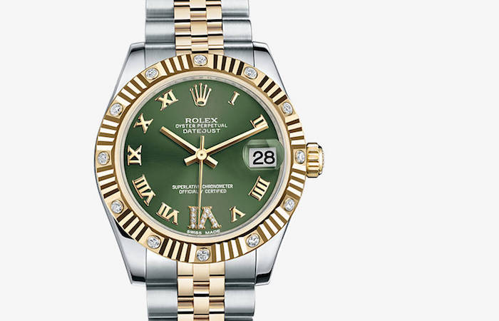 Rolex Oyter Perpetual Datejust Lady