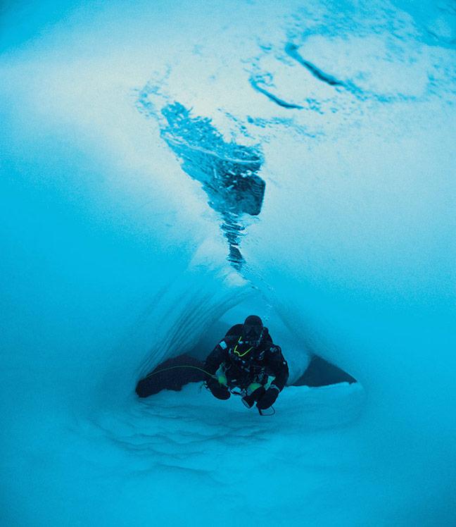 Rolex underwater exploration