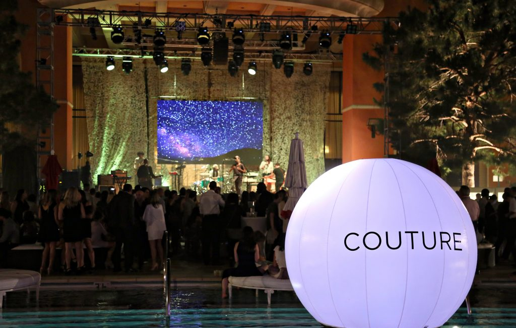The Couture Show 2016, photo courtesy of show management