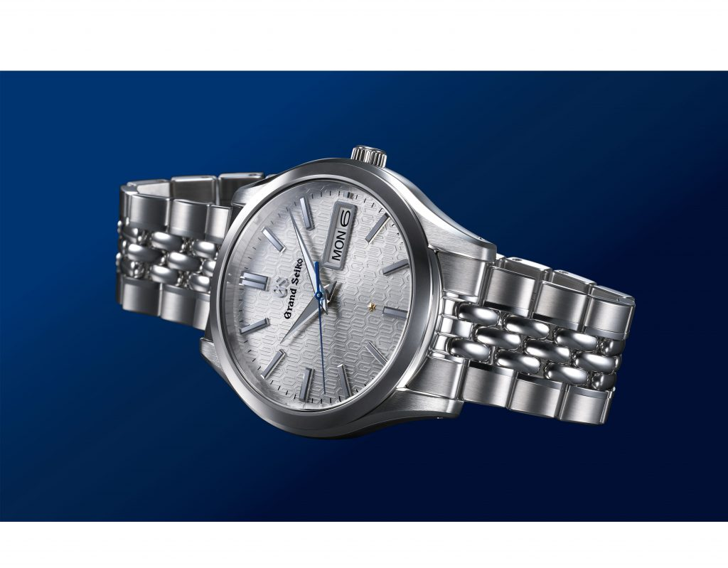 Grand Seiko Caliber 9F 25th Anniversary watch, ref. number SBGT241.