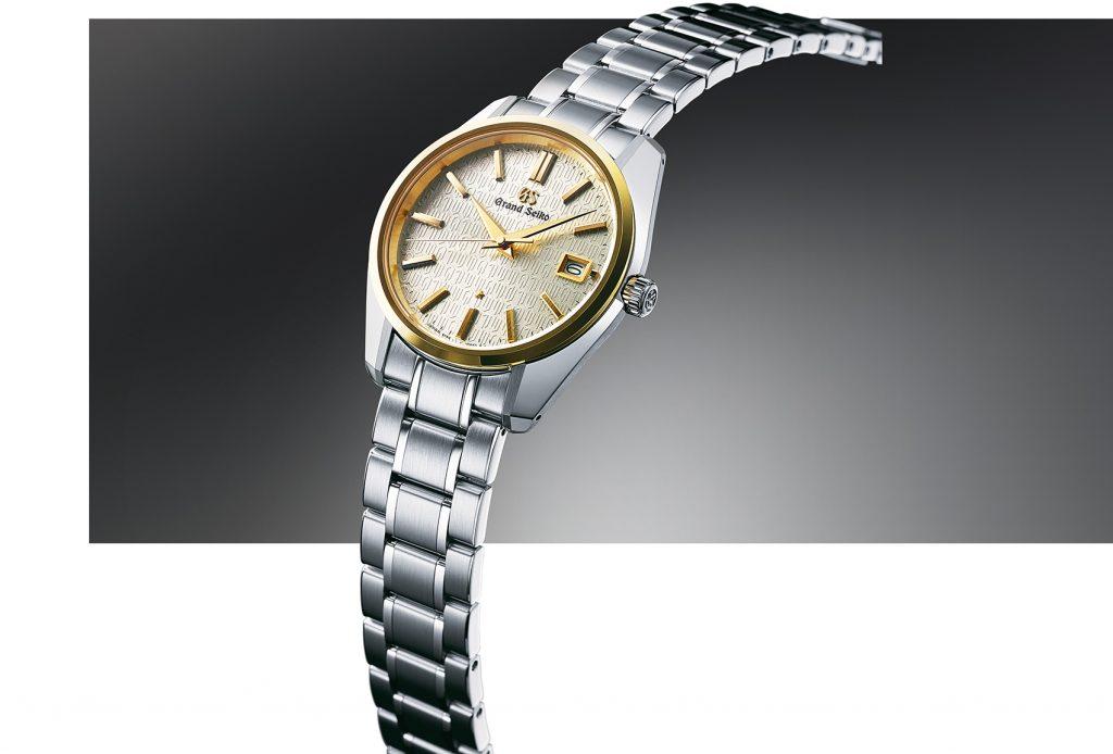 Grand Seiko Caliber 9F 25th Anniversary watch (model SBGV238)