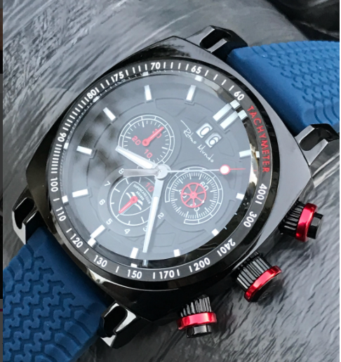 Ritmo Mundo Supercars Club of Arabia Limited Edition Racer watch