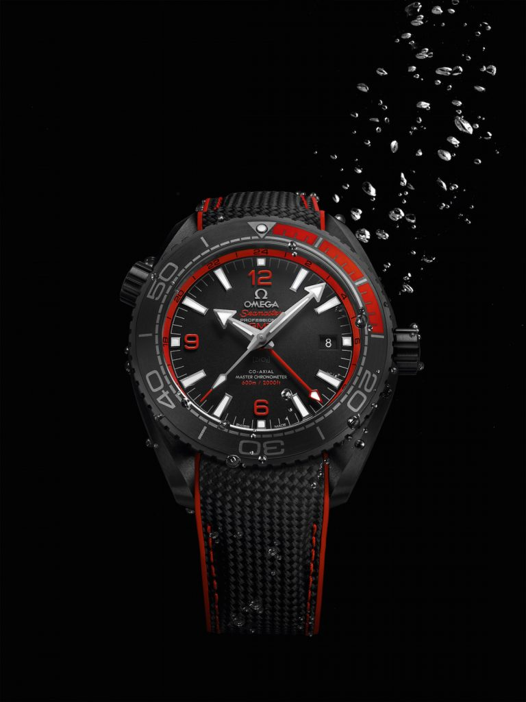 The watches are COSC-certified chronometers and utilize a host of high-tech materials.