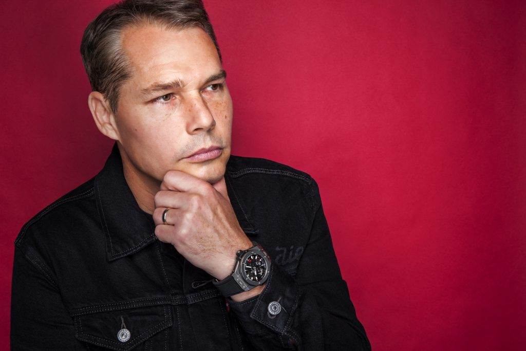 Artist Shepard Fairey teams with Hublot