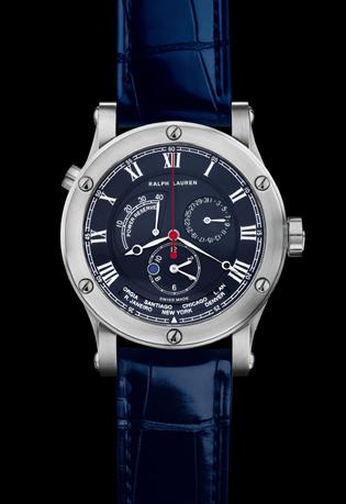 Ralph Lauren Sporting World Time Watch