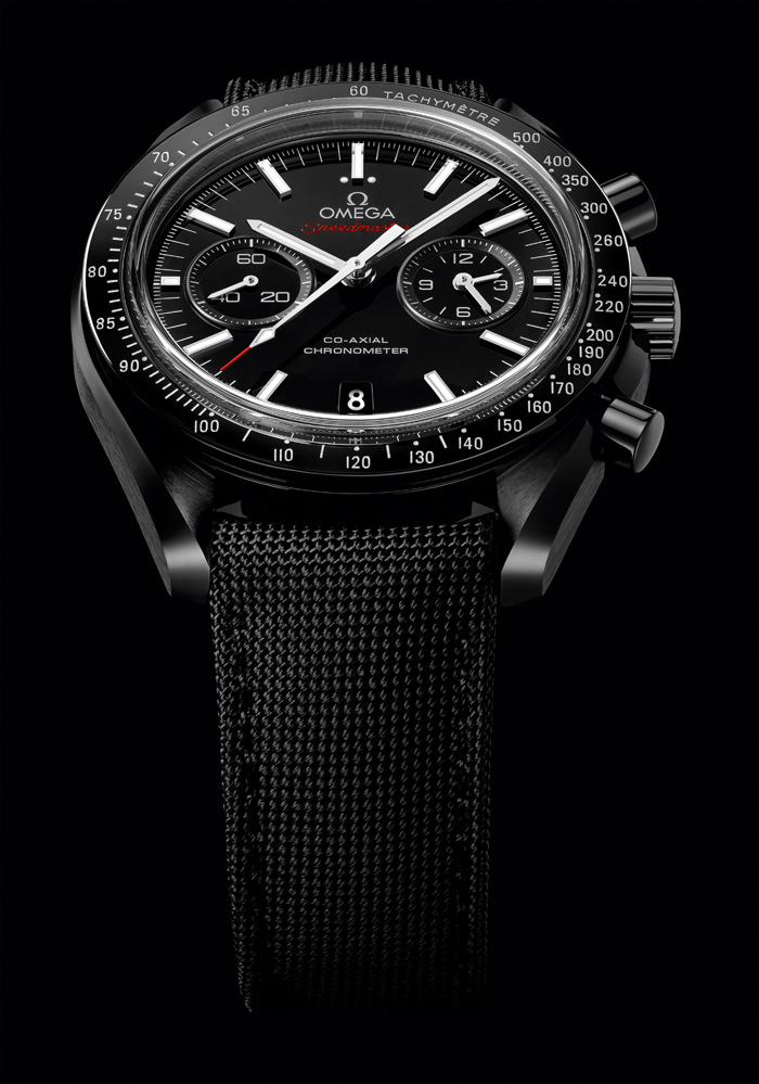 Omega Speedmaster DarkSide of the Moon